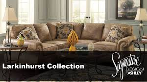 Ashley Larkinhurst Sofa And Loveseat by Home Video Library Electronics Home Video Library Electronics