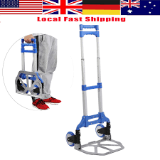 80kg Folding Heavy Duty Luggage Trolley Foldable Hand Truck Trolley ... Shop Hand Trucks Dollies At Lowescom Wesco Superlite Folding Truck Walmartcom Sydney Trolleys 70 Kg155 Lbs Heavy Duty 4wheel Solid Top 10 Best Reviewed In 2018 170 Lbs Cart Dolly Push Collapsible Trolley Milwaukee 150 Lb Black Silver Fold Up Alinum By Cosco Shifter 300 2in1 Convertible And With Reviews 2017 Research Of Video Review Cheap Foldable Ht1864 Find