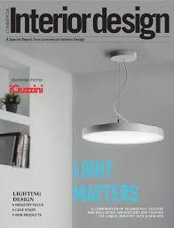 100 Interior Design Mag LED There Be Light Press Studio N Lighting Supply