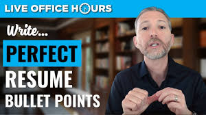 How To Write Perfect Resume Bullet Points: Live Office Hours: Andrew  LaCivita Freetouse Online Resume Builder By Livecareer Awesome Live Careers Atclgrain Sample Caregiver Lcazuelasphilly Unique Livecareer Cover Letter Nanny Writing Guide 12 Mplate Samples Pdf View 30 Samples Of Rumes Industry Experience Level Test Analyst And Templates Visualcv Examples Real People Stagehand New One Page Leave Latter Music Cormac Bluestone Dear Sam Nolan Branding