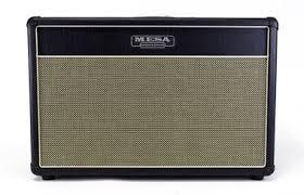 Mesa Boogie Cabinet 2x12 by Mesa Boogie Lones Star 2x12 Cabinet Black Taurus And Cream Black