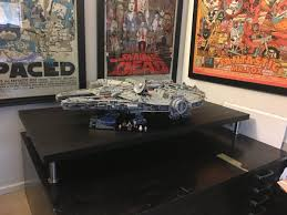 Germain Lussier On Twitter The Lego UCS Millennium Falcon Has Finally Made It To Its Permanent Home