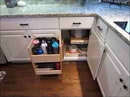 Blind Corner Base Cabinet Organizer by Kitchen Corner Cabinet Storage Ideas Home Design