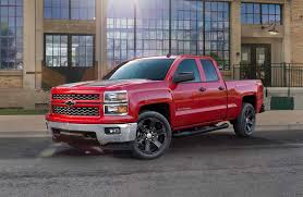 2015 Chevrolet Silverado Receives Rally Edition Packages