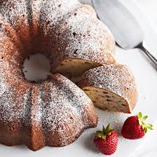 Nut Pound Cake