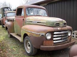 100 Obsolete Ford Truck Parts Mercury Classic Pickup Trucks 1948 1949 1950 1951 1952 1953
