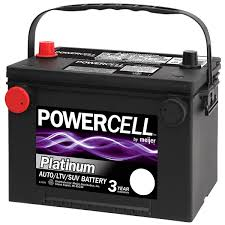 powercell 34 78s 12 volt platinum automotive battery meijer