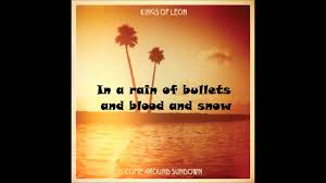 Pony Up (lyrics) - Kings Of Leon - YouTube