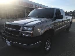 2003 Chevrolet Silverado 2500 For Sale Nationwide - Autotrader
