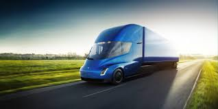 100 Semi Truck Tattoos Tesla Chases The Zeroemission Dream With Allelectric Semi