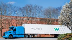 100 Motor Truck Cargo Waymos Selfdriving Trucks Are Carrying Cargo For