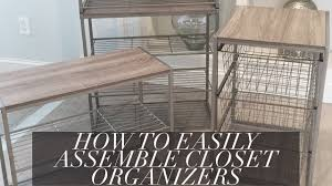 Target 4 Drawer Dresser Instructions by Target Threshold 3 Drawer Organization Easy Assembly Youtube