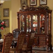 Dining Set With China Cabinet