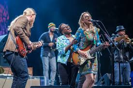Tedeschi Trucks Band @ Summerstage – DMNDR