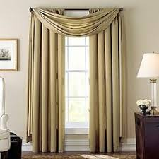 Jcpenney Curtain Rod Finials by Cindy Crawford Style Valencia Draperies Panel Jcpenney Must