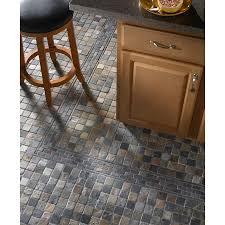 Thinset For 12x24 Porcelain Tile by Shop 7 Pack Calacatta White Glazed Porcelain Floor Tile Common