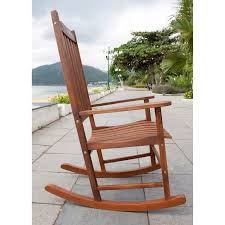 Shop Havenside Home Togiak Traditional Acacia Hardwood Rocking Chair ... Parker Converse Custom Rocking Chairs 10 Best 2019 Building A Modern Plywood Chair From One Sheet Modern To Buy Online Beachcrest Home Kandace Reviews Wayfair 18 Various Kinds Of Simple Wooden To Get And Use In Your Kirkton House Accent Aldi Uk Sika Design Nanny Exterior Touchgoods