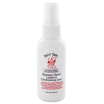 Fairy Tales Rosemary Repel Leave-In Conditioning Spray for Kids 2 Oun