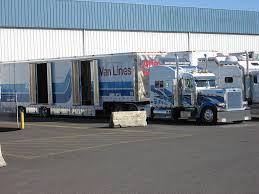 100 Jubitz Truck Stop Atlas Van Lines Peterbilt 379 Sitting At S St Flickr