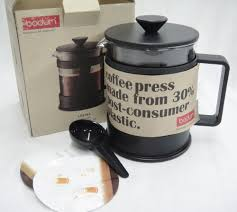 Bodum Starbucks Crema Coffee Maker French Press 4 Cup New With Box