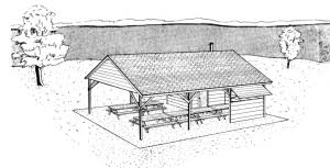 free post frame building plans for post frame pole buildings