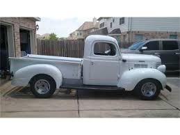 100 Dodge Pickup Trucks For Sale 1946 For ClassicCarscom CC1126501