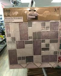 woolworthdeutschland woow mosaik sticker für küche