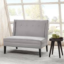 Amazon.com: Jensen Button Tufted High Back Settee Grey See Below ... Sofa Banquette Laredoute Model 3d Model In 3dexport Fniture Modern Decorative Settee For Living Room Black Tuxedo Bench Upholstered Kilig Elegant Benches For Classic Design Custom Louis Xv Style Sofa Fabric Commercial 2seater Louis Stupendous 40 Kitchen Pri Tucra Fniture Curved Top Quality And Exceptional Eat In Square Tufted Ding Sofas Everrest Factoryeverrest Factory Compact 94 Desseault Storage Breakfast Nooks Seats Banquettes Driven By Decor