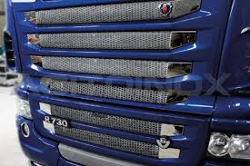 100 Grills For Trucks FRONT GRILL SIDE COVER SCANIA New R Streamline