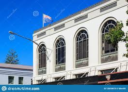 100 Art Deco Architecture In Napier New Zealand Windows Of The