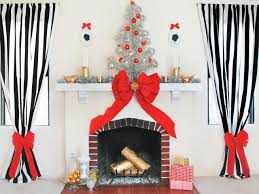 Christmas Tree Shop Curtains by Non Traditional Holiday Color Palettes Hgtv U0027s Decorating
