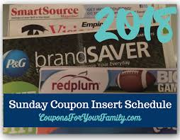 Check Out The 2019 Sunday Coupon Inserts Schedule!!   Ht Newspaper Coupons Simply Be Coupon Code 2018 Menswearhousecom Mackinaw City Shopping Coupons Phabetical Order Ball Canning Jar Free Mail Inserts And Deals For Baby Stuff Colgate 50 Cent Off Office Max Codes Loreal Feria American Giant Clothing Rp Fabletics July Debras Random Rambles Oxyrub Pain Relief Cream Discount Code Dove Deodorant November Uss Midway Museum Nyaquatic Fniture Stores Kansas Clipped Pc Game Reddit Flovent 110 Micro 3d Printer Promo