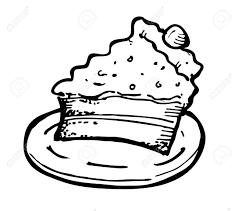 Tart clipart slice pie 6