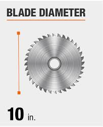 Rigid 7 Tile Saw Blade by Ridgid 13 Amp 10 In Professional Cast Iron Table Saw R4512 The