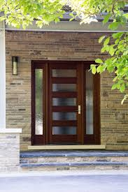 toronto glass front bookshelves entry contemporary with