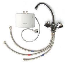 Elektrischer Wasserhahn Durchlauferhitzer Armatur Mischbatterie Durchlauferhitzer 3 5 Kw Untertisch Hochwertiger Clage
