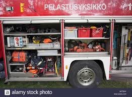Fire Truck Equipment On Display, Finland Stock Photo: 130223687 - Alamy Fire Truck Equipment Rack Stock Photo Royalty Free 29645827 Douglas County District 2 Pin By Take A Stroll With Me On Trucks Worldwide Come N Many Types Of And Rponses Assigned City H5792 Ferra Apparatus Terrebonne Parish Fpd 9 La Kme Gorman Enterprises Horry Rescue Shows Off New Equipment Wqki On Display Photos Kill Devil Hills Nc Official Website 3w Type 3 Engine Dodge Ram 5500 4x4 8lug Truck Display Finland 130223687 Alamy