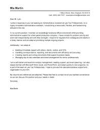 Best Canadian Cover Letters Administrative Assistant Letter Examples Within Sample Office