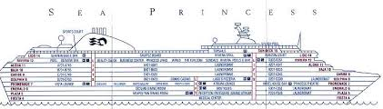 Star Princess Deck Plan Pdf by Cabin Plan Sun Princess Pdf Woodworking