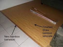 Shaw Laminate Flooring Versalock by Shaw Bamboo Laminate Review