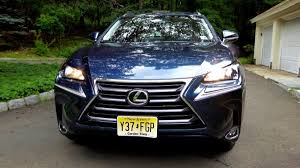 The 2015 Lexus NX200t Review Hard Name To Remember Easy Car to