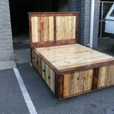 cheap easy low waste platform bed plans simple living