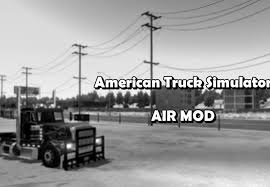 AİR Mod V1.0 ATS - American Truck Simulator Mod | ATS Mod Transformer Forklift Air Truck Trucks Delivery Youtube Knife Vacuum And Utility Locating Equipment Holt Services Military Usa Army Corps Operations Vehicles Fuel Big Nasty Custom Ride Intertional Burnoutsraceway Flow Around Pickup Truck In Wind Tunnel With Slow Motion Smoke Suspension Basics For Towing Mobile Fayetteville Fd Safe Systems Us Navy Fire At Pensacola Naval Station Florida Marine Planar Diesel Heaters The 1939 Plymouth Radial Visits Jay Lenos Garage Engine