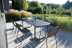 salon de jardin en bois plastique métal comment choisir