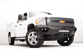 Vengeance Front Bumper - Aftermarket Truck Accessories