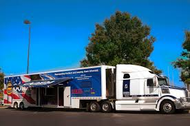 OOIDA's The Spirit Tour Truck Stops By Glendale, Ky., Enroute To ...