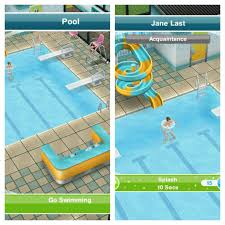 Sims Freeplay Second Floor Mall Quest by The Sims Freeplay Its All Going Swimmingly Quest The Who Games