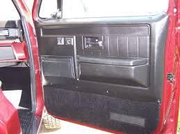 100 Chevy Truck Door Panels 1986 K10 Anthony D LMC Life