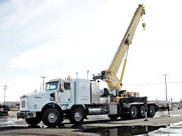 Hydra-Lift Truck-Mounted 35 Ton Cranes Archives - Weldco-Beales ...