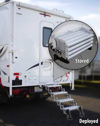 100 Truck Camper Steps Torklift International Announces Stow N Go Cool RV Products